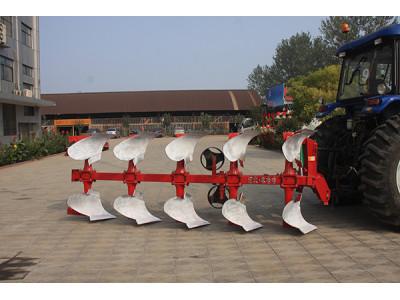 农哈哈1LF-535型液压翻转犁