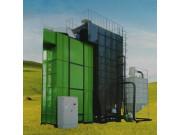DA130型旋浮式热风炉