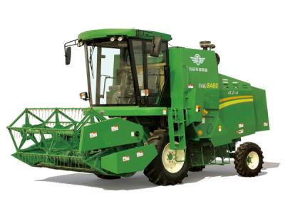 五征GA60(4LZ-6)小麦收割机