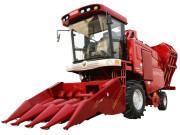 4YZ-4Z自走式玉米收获机