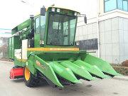 4YZ-4B玉米收割机