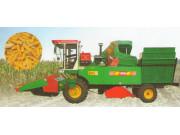 4YZ-Q4型玉米收获机