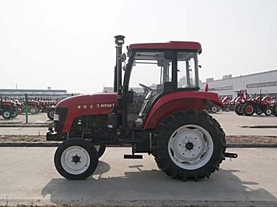 黄海金马1000A-1轮式拖拉机