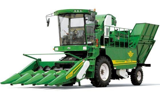 五征4YZP-4X玉米收获机