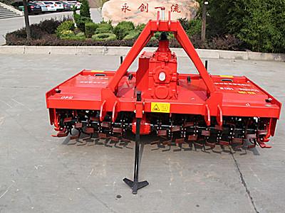 亚澳1GKNBM-180双轴灭茬变速旋耕机