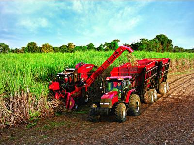 凯斯4000甘蔗收获机