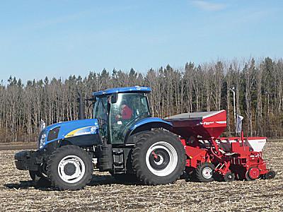 纽荷兰T1654拖拉机