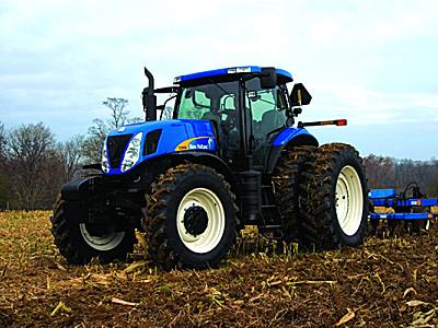 纽荷兰T2104轮式拖拉机