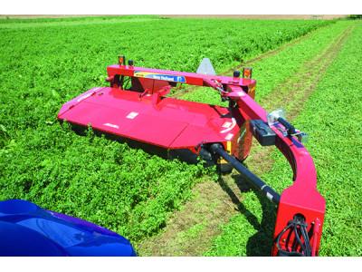 纽荷兰H7220圆盘割草压扁机