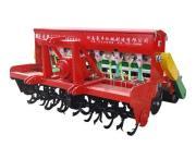 2BXS-12B免耕施肥播种机