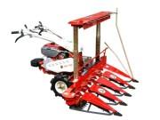 田园管理收割机