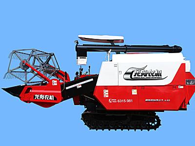 龙舟4LZ-4.0Z谷物联合收割机