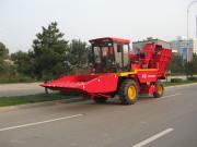 4YZB-2400型玉米收割机