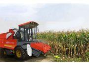 4YZB-4C型玉米收获机