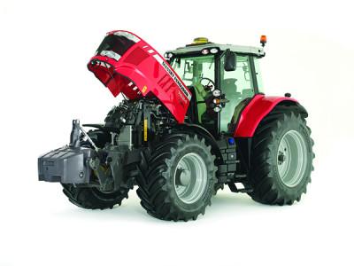 麦赛福格森MF2204(MF7624)拖拉机