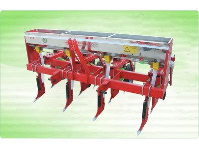 华联丰龙2BYF-4玉米免耕播种机