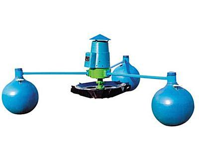 小青青ZY3.0G叶轮式增氧机