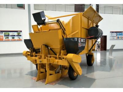 柳工2CZD-1甘蔗种植机