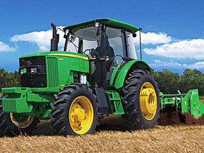约翰迪尔6A-1354轮式拖拉机
