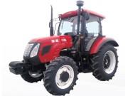 华夏1104轮式拖拉机