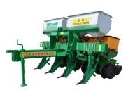 大华宝来2BMYFZQ-4B牵引式免耕指夹精量施肥播种机