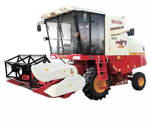 雷沃谷神收割机ge70_雷沃谷神ge70(4lz-7e5)小麦收割机