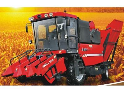 东方红4YZ-4D1玉米收获机