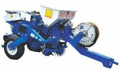 吉林康达2BMZF-2型(铺滴灌管专用)免耕指夹式精量施肥播种机