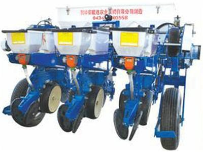 吉林康达2BMZF-3免耕播种机