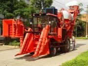 4GZ-250甘蔗联合收割机