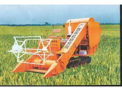 广西农机院4LZ-1.2水稻联合收割机