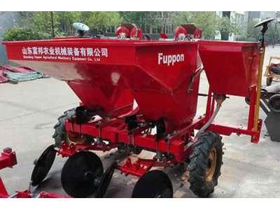 昌远富邦2CMD-2型马铃薯种植机