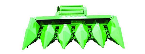 花溪玉田4YGT-5玉米籽粒收获割台