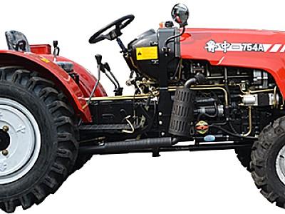 鲁中754A型轮式拖拉机