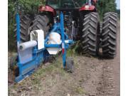 LDP-80农田防护林带根系阻断铺膜机
