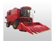 4YZ-5自走式玉米联合收获机