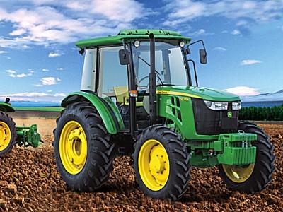 约翰迪尔JD954拖拉机