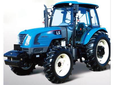 乐星LSV804轮式拖拉机