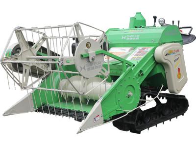 重庆鑫源4LZ-0.9L稻麦收割机