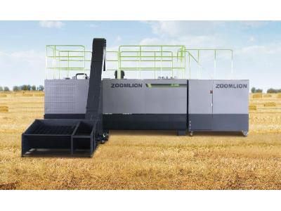 中联ZL3000生物制料机