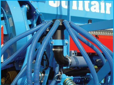 德国雷肯索力特Solitair 9气力式精量播种机