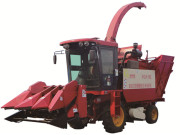 4YZJP-3茎穗兼玉米收获机
