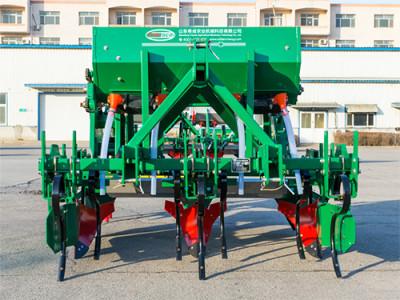 希森天成3ZMP-180中耕培土施肥机