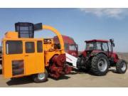 ZYW-3-60-200秸秆粉碎回收打包一体机