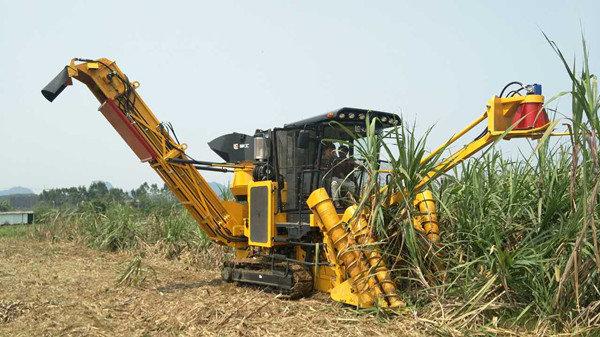 柳工4GQ-180甘蔗收获机