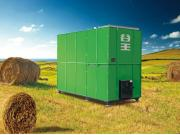 DE系列环保节能型热风炉