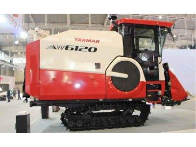 洋马AW6120水稻收割机