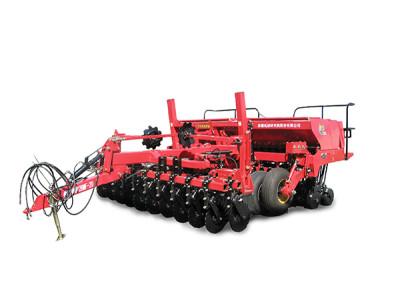 新疆牧神2BMF-24分体式免耕施肥播种机