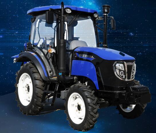福田雷沃m554-b拖拉机主要技术特点
