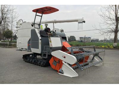 金兴金阳豹4LZ-5.0Z纵轴流联合收割机